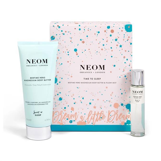 Neom Time to Sleep Gift Set