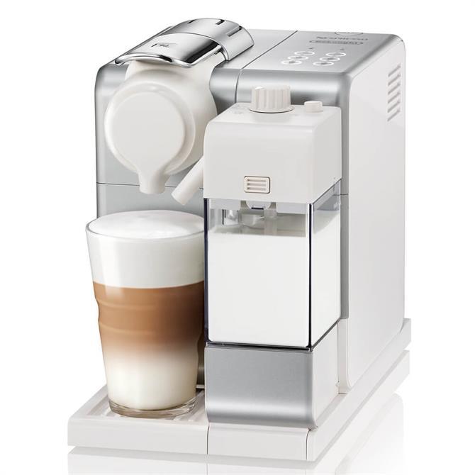 Nespresso by De'Longhi Latissima Touch Silver Coffee Machine