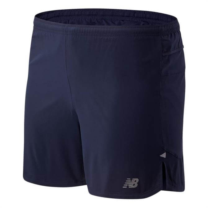 New Balance Men's Impact Run 5 Inch Shorts