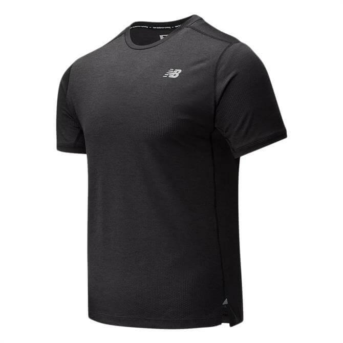 New Balance Men's Impact Run Short Sleeve Top