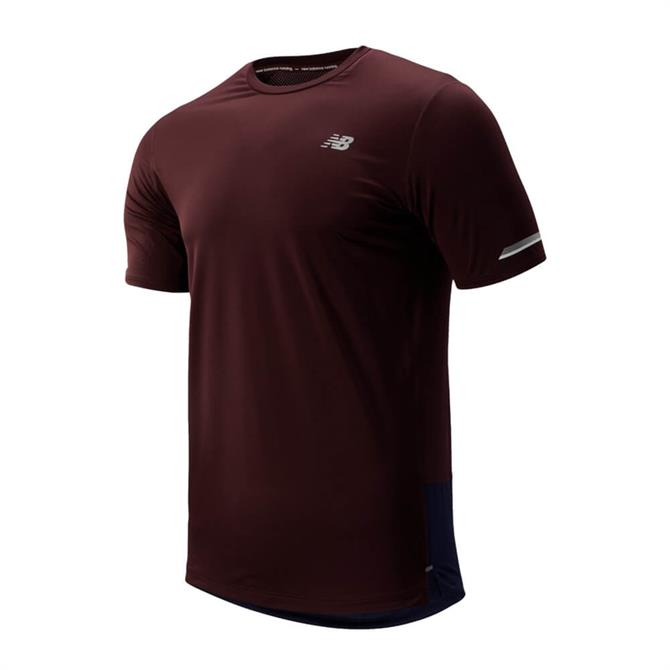 New Balance Men's Ice 2.0 Short Sleeve T-Shirt