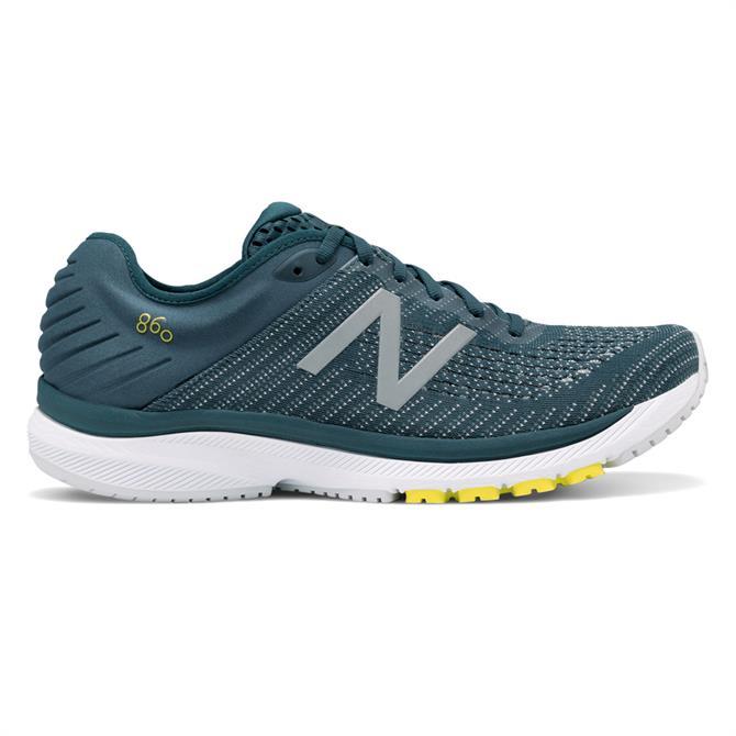 New Balance Men's 860v10 Running Shoe - Orion Blue