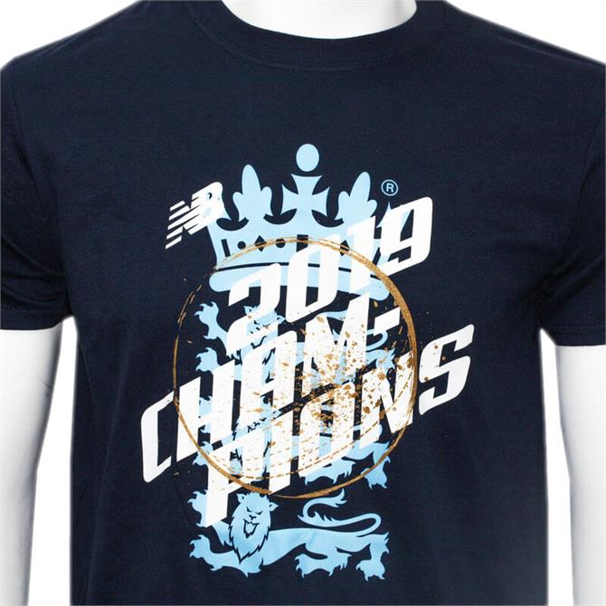 New Balance 2019 Cricket World Cup Champions T-Shirt