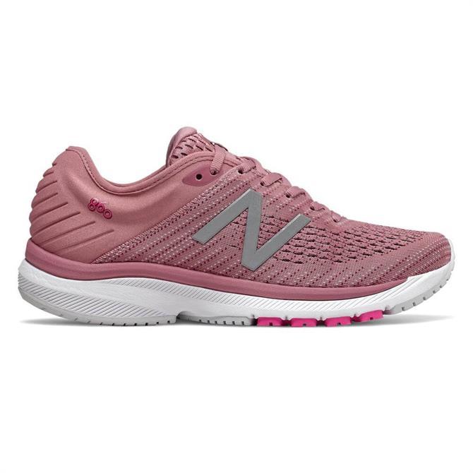 New Balance Women's 860v10 Running Shoe - Pink