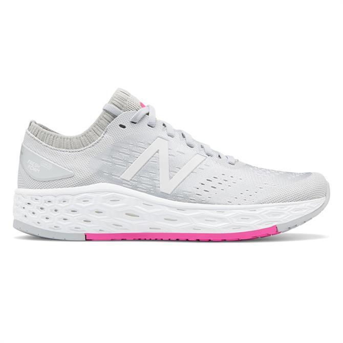 New Balance Women's Fresh Foam Vongo v4 Running Shoe - Light Aluminium