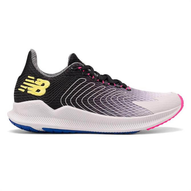 New Balance Women's FuelCell Propel Running Shoe - Summer Fog/Black