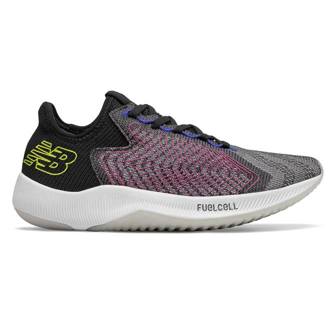 New Balance Women's FuelCell Rebel Running Shoe - Black/Multicolor