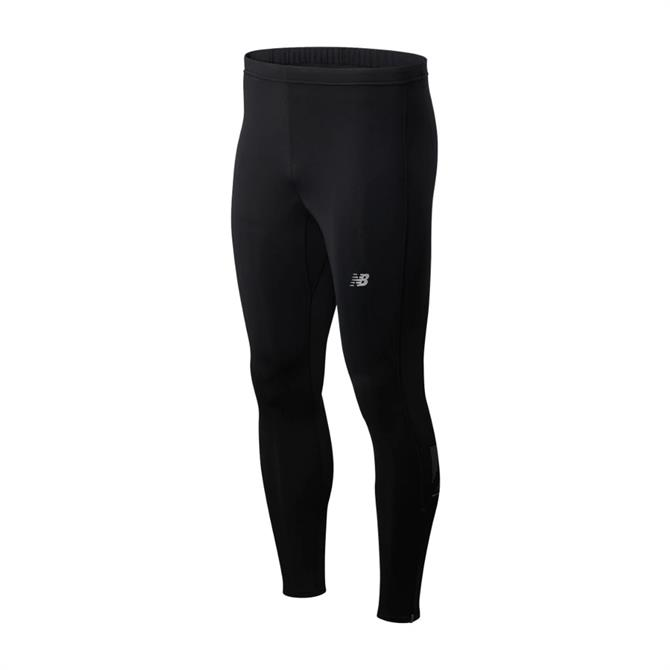 New Balance Men's Reflective Accelerate Tight - Black