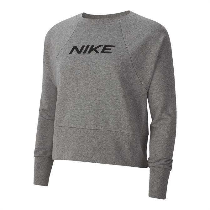 Nike Get Fit Women's Training Crew - Grey