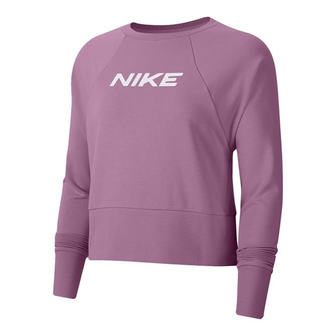 Nike Get Fit Women's Training Crew - Pink