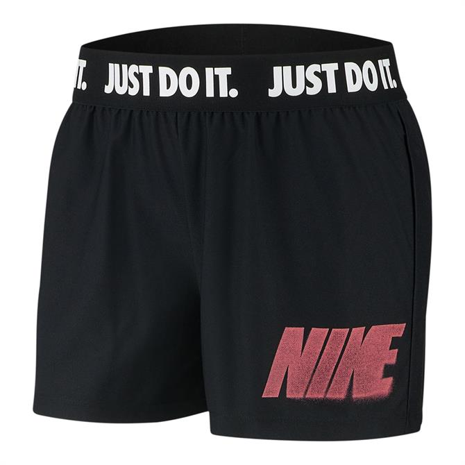 Nike Women's Icon Clash Shorts - Black