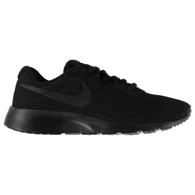 Nike Tanjun GS Kid's Trainer - Black/Black