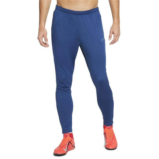 Nike Men's Academy Football Training Bottoms - Blue