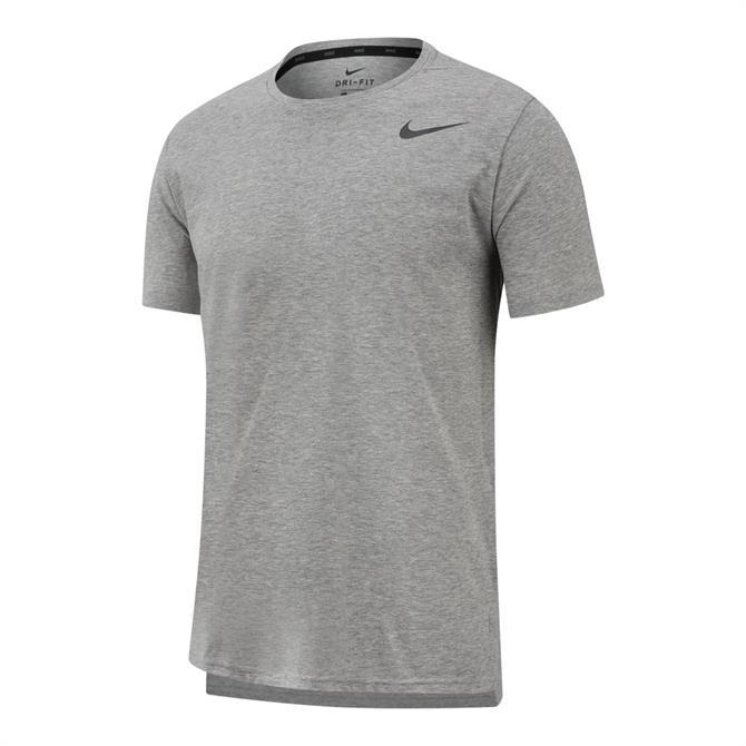 Nike Men's Breathe Training Top - Grey