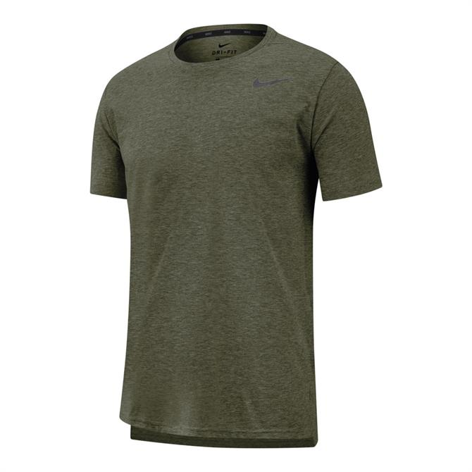 Nike Men's Breathe Training Top - Khaki