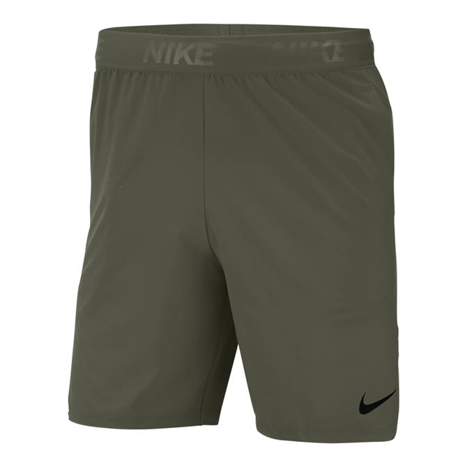 Nike Flex Men's Training Shorts - Khaki