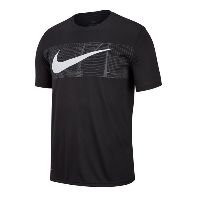 Nike Men's Training T-Shirt - Black