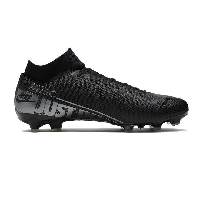 Nike Mercurial Superfly 7 Academy MG Football Boot - Black