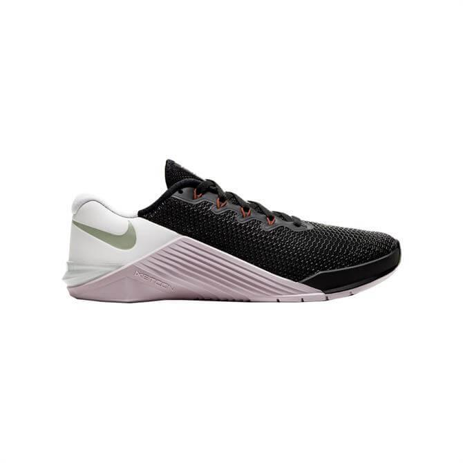 Nike Women's Metcon 5 Trainer – Black/Pink