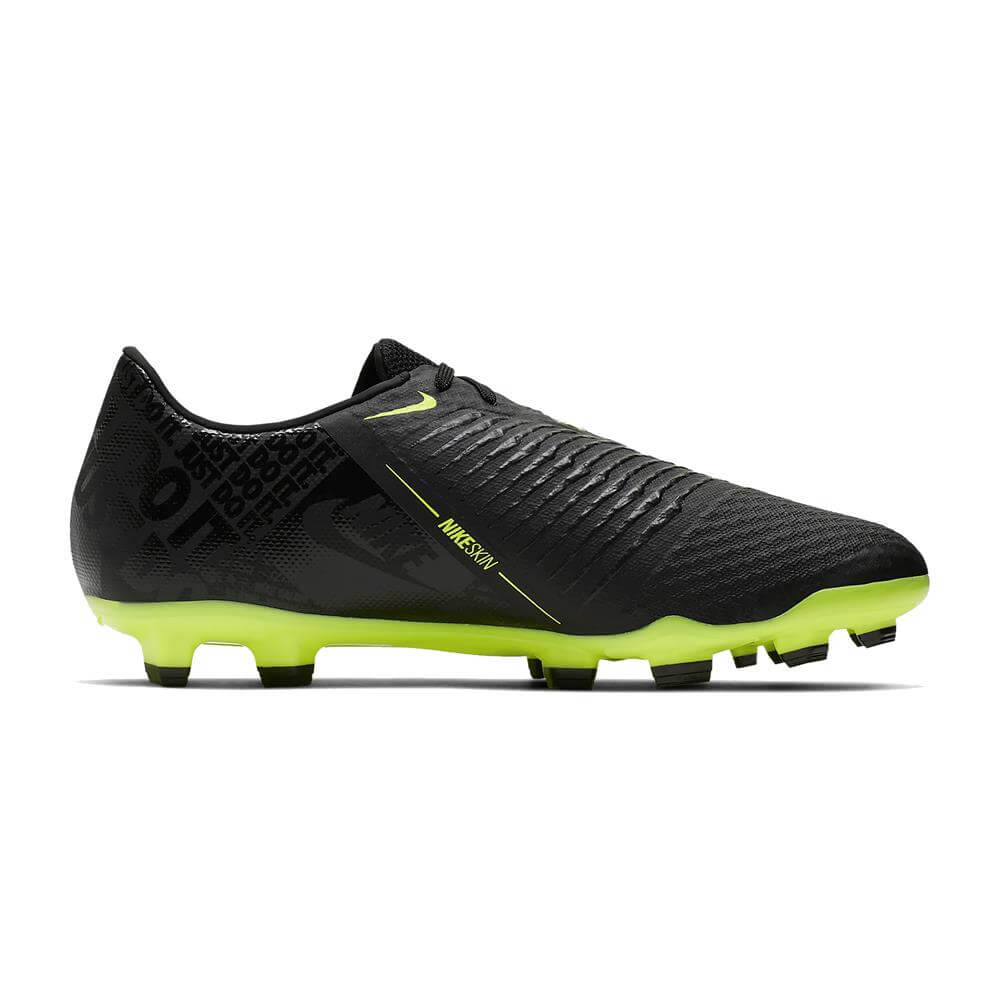 new arrival 86ec3 458a6 Nike Phantom Venom Academy FG Football Boot - Black/Yellow