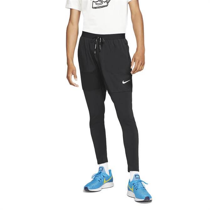 Nike Phenom Men's Running Trousers - Black