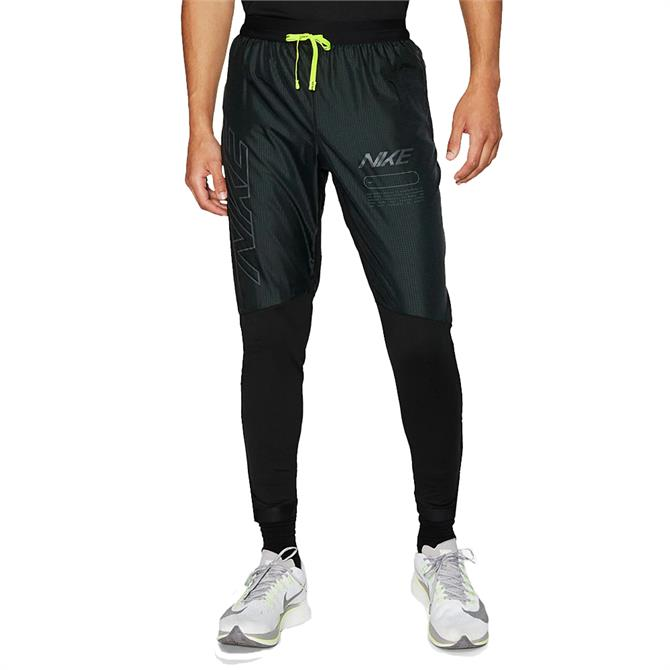 Nike Phenom Men's Track Running Trousers - Black