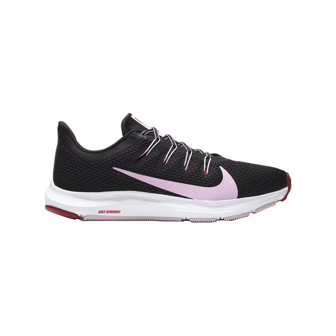 Nike Quest 2 Women's Running Shoe - Black/Pink