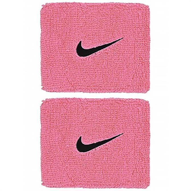 Nike Swoosh Wristband - Pink