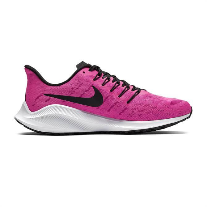 Nike Women's Air Zoom Vomero 14 Running Shoe - Pink Blast