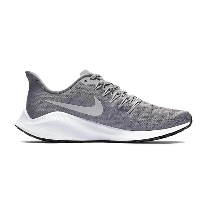 Nike Women's Air Zoom Vomero 14 Running Shoe - Grey