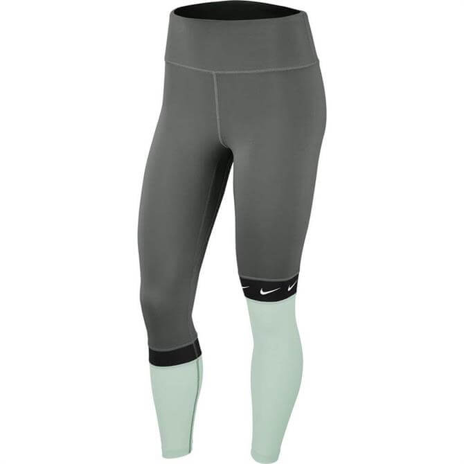 Nike Women's All-In 7/8 Training Tights - Green
