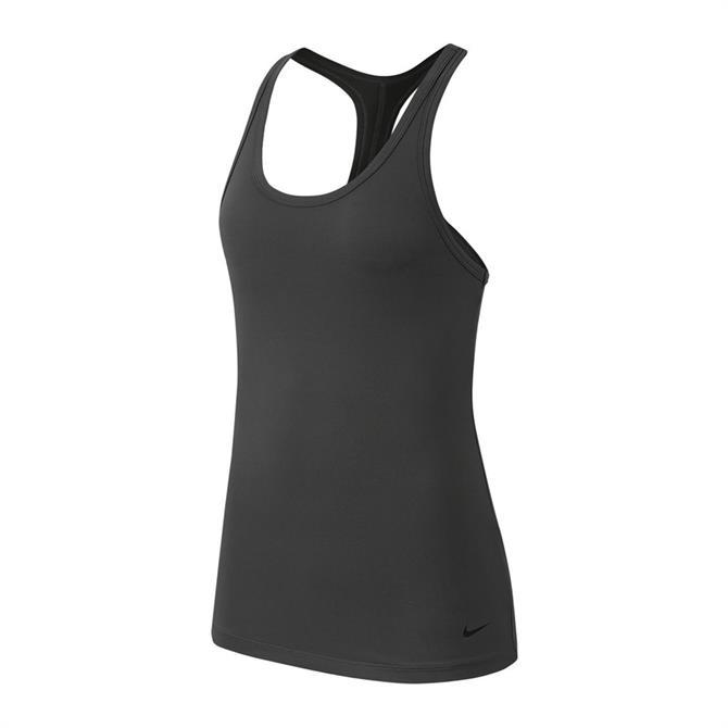 Nike Women's Get Fit Yoga Training Tank - Black
