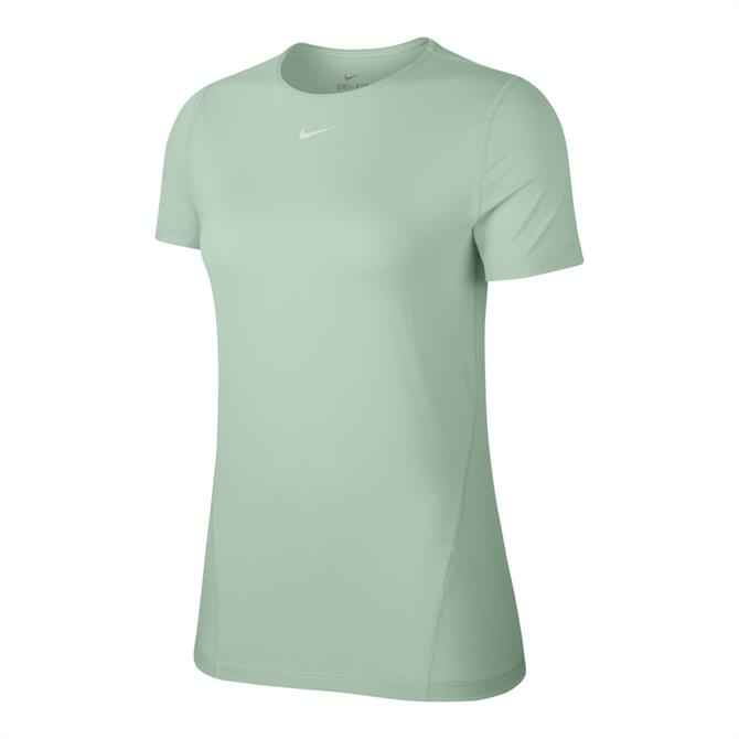 Nike Pro Women's Mesh Training Top - Green