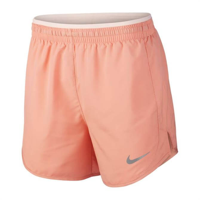 Nike Women's Tempo Lux Running Shorts - Pink