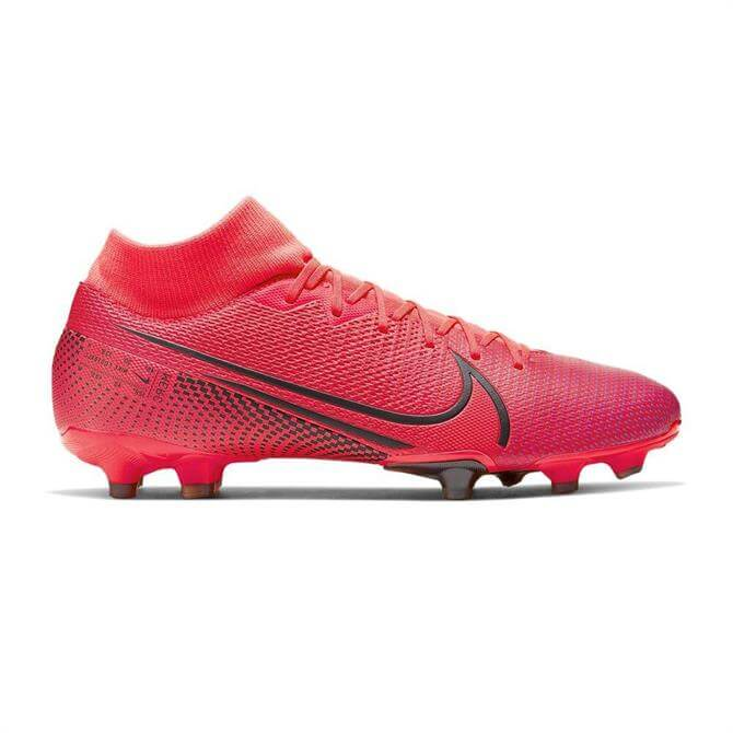 Nike Mercurial Superfly 7 Academy MG Football Boot - Red