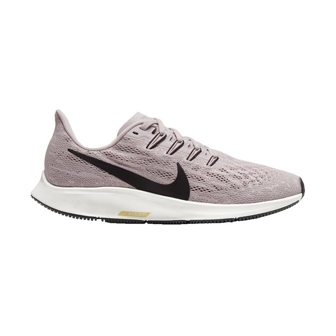 Nike Women's Air Zoom Pegasus 36 Running Shoe - Pink/Black