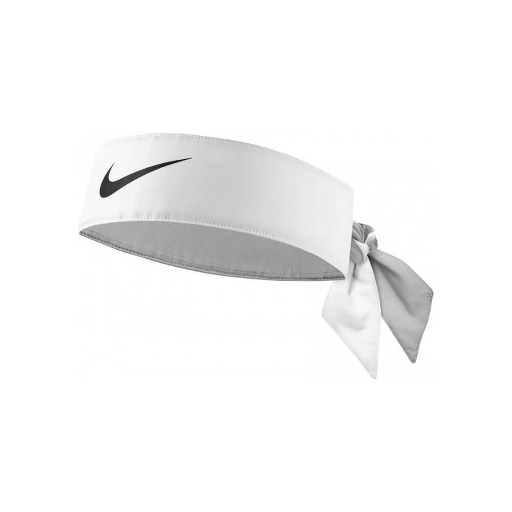 Nike Tennis Headband - O/S, WHITE/BLACK