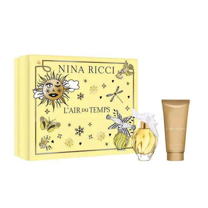 Nina Ricci L'Air Du Temps Eau de Toilette Gift Set for Her
