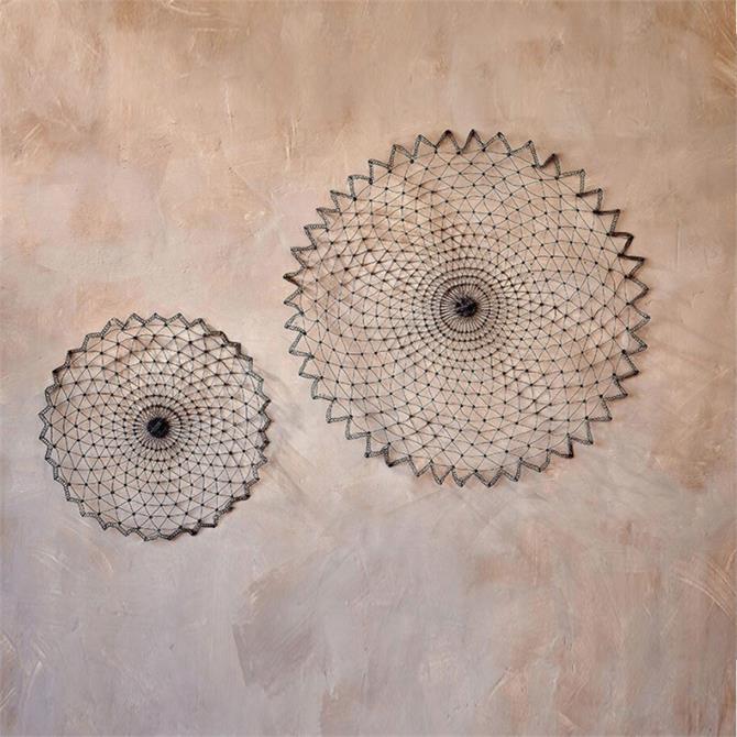 Nkuku Arna Wire Wall Art