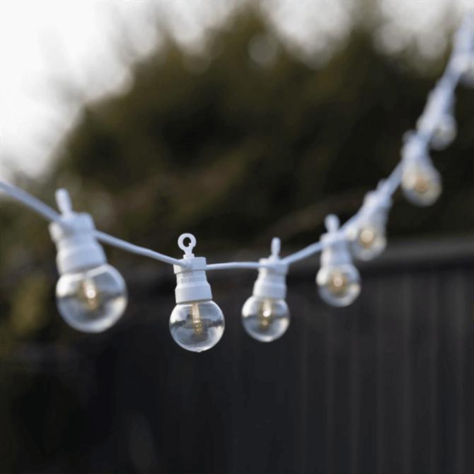 Garden Trading Festoon Golf Ball Lights 20 Bulbs