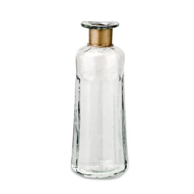 Nkuku Chara Hammered Bottle Large