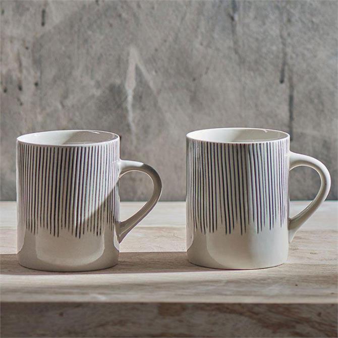 Nkuku Karuma Ceramic Mug  Large