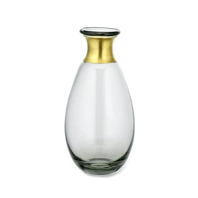 Nkuku Miza Mini Glass Vase Large