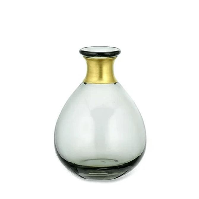 Nkuku Miza Mini Glass Vase Medium
