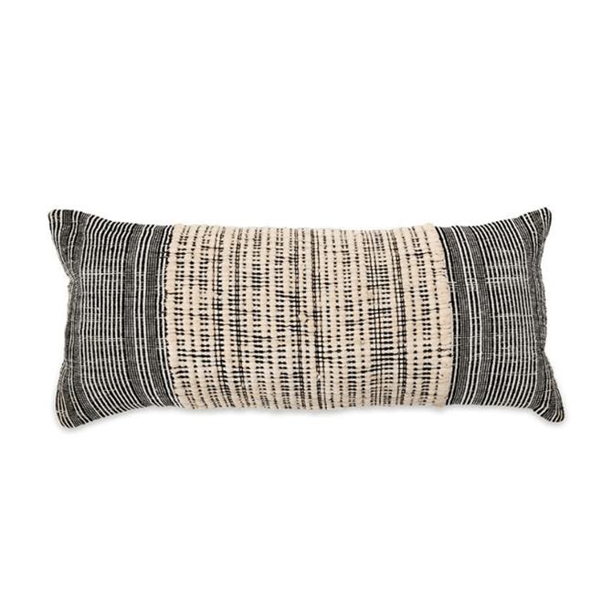 Nkuku Mika Recycled Cushion Cover Long