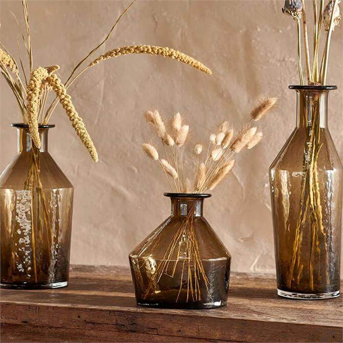 Nkuku Zaani Glass Vase