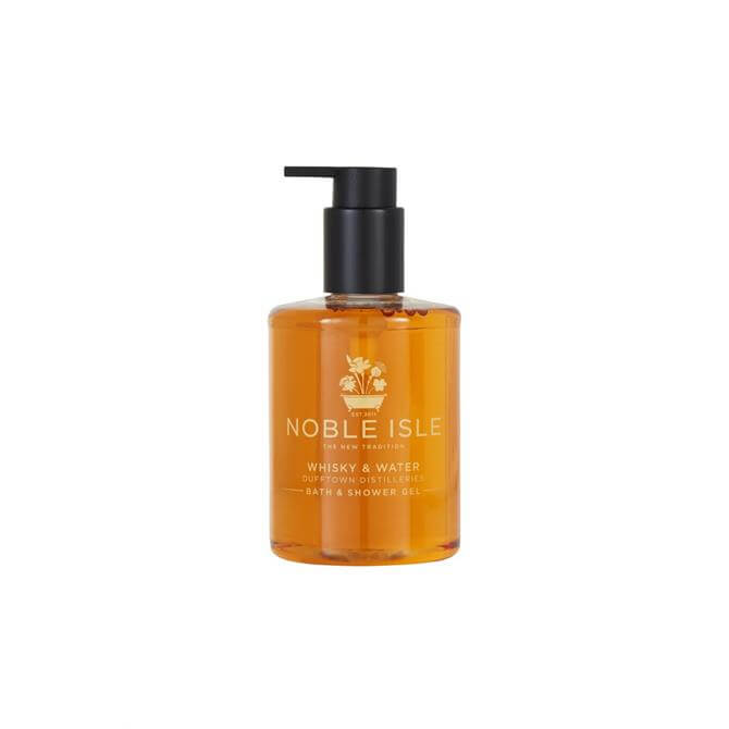 Noble Isle Luxury Bath & Shower Gel 250ml