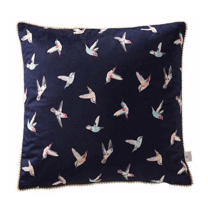 Oasis Humming Bird Cushion