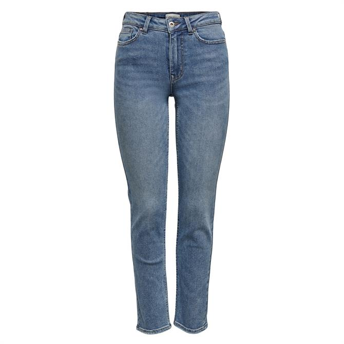 Only Erica Straight Ankle Jeans
