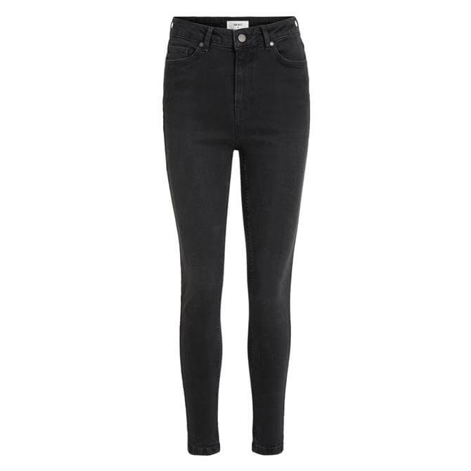 Object Harper High Waisted Slim Fit Jeans